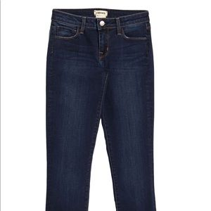 L'Agence Coco Mid Rise Jeans